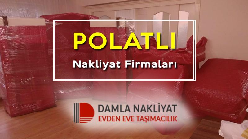 Polatlı nakliyat firmaları